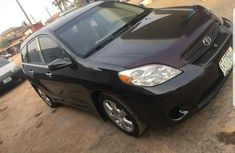 Clean Toyota Matrix 2005 Black for sale