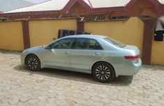 Registered Honda Accord 2004 Blue for sale