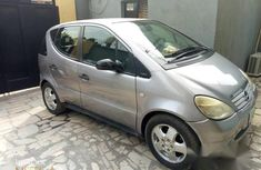 Mercedes-Benz 190 2003 Gray for sale