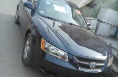 Hyundai Sonata 2006 2.4 GLS Blue for sale