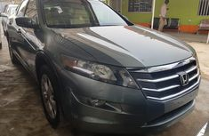 Honda Accord CrossTour 2012 Green for sale