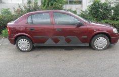Vauxhall Astra 2004