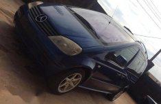 Mercedes-Benz Vaneo 2003 Blue for sale