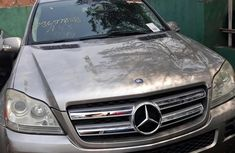 Tokunbo Mercedes-Benz GL Class GL450 2007 Beige For Sale