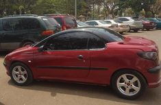 Peugeot 206 2006 SW 1.6 XS Red for sale