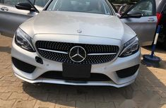 Mercedes Benze C450 AMG 2016 Silver for sale