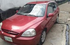 Kia Rio 2004 Red for sale