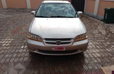 Honda Accord 1998 Silver for sale