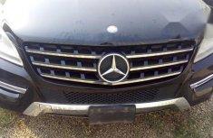 Mercedes-Benz Ml 350 2012 Black for sale