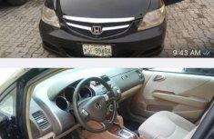 Honda City 2006 Black for sale