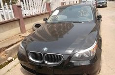 Almost brand new BMW 530i 2005 Black for sale