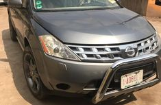 Tokunbo Nissan Murano 2005 Gray For Sale
