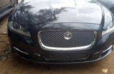 Jaguar XJ XJL 2014 Black