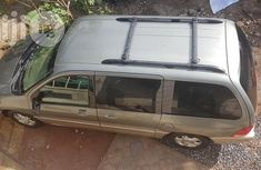 Ford Freestar Wagon Limited 2004 Gray for sale