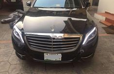 2015 Mercedes-Benz S550 for sale in Lagos