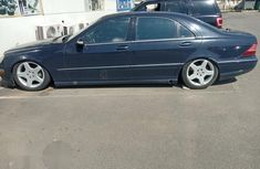 Mercedes-benz S500 2004 Blue for sale