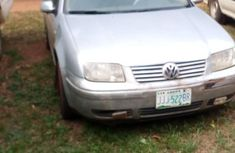 Volkswagen Bora 2002 Silver for sale