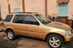 Honda CR-V 2.0 4WD Automatic 1999 Gold for sale