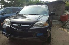 Almost brand new Acura MDX 2006 Grey for sale