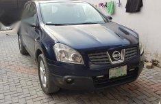Nissan Qashqai 2008 Blue for sale
