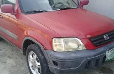 Honda CR-V 1999 Red for sale