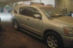 Nissan Armada 2005 Silver for sale
