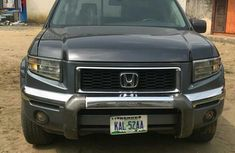 Honda Ridgeline 2006 Gray for sale
