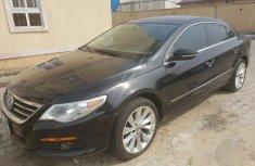 Nigerian Used Volkswagen CC 2012 Black