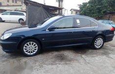 Peugeot 607 2009 Blue for sale