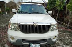 Lincoln Navigator 2003 White for sale