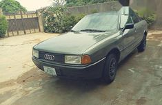 Neat Audi 80 1991 Gray for sale