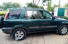 Honda CR-V 2000 2.0 4WD Automatic Green for sale