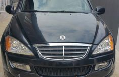 SsangYong Kyron 2005 Black for sale