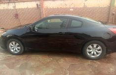 Nissan Altima 2008 Coupe 2.5 S Black for sale