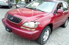 Lexus RX 1999 Automatic Petrol ₦1,000,000 for sale