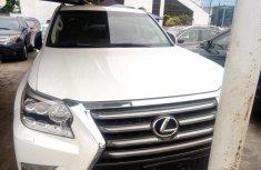 Lexus GX 2014 White for sale