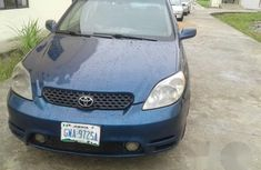 Toyota Matrix 2004 Blue for sale