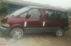Toyota Previa 1999 Red for sale