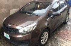Cheap New Kia Rio 2015 Brown for sale