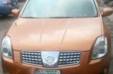 Nissan Maxima 2005 Orange for sale