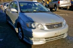 2004 TOYOTA COROLLA CE for sale