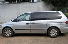 Honda Odyssey 2003 Silver for sale