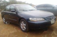 Honda Accord 2001 Blue for sale