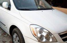 Hyundai Genesis 2008 White for sale