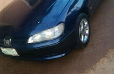 Peugeot 406 Coupe 2000 Blue for sale