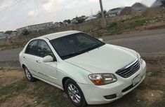 Kia Cerato 2008 White for sale
