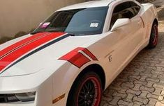Chevrolet Camaro Foreign white for sale