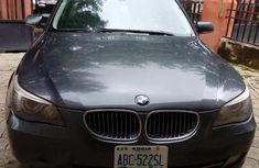 BMW 535i 2008 Gray for sale