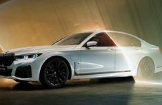 See what future looks like with 2020 BMW 7 series!