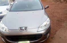Peugeot 407 1.6 D 2004 Brown for sale